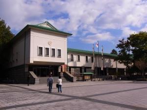 徳川美術館です。