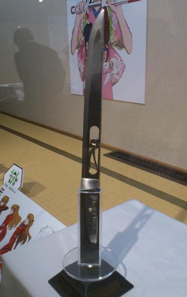 120714エヴァ11_弐号機_短刀01