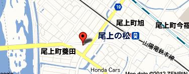 下田家地図