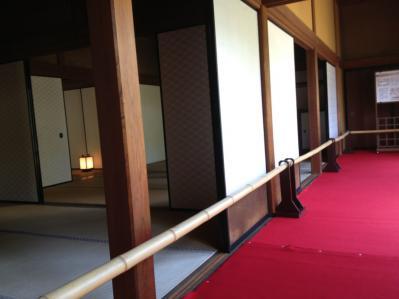 2012 07 17 彦根城 博物館 木造屋敷内部