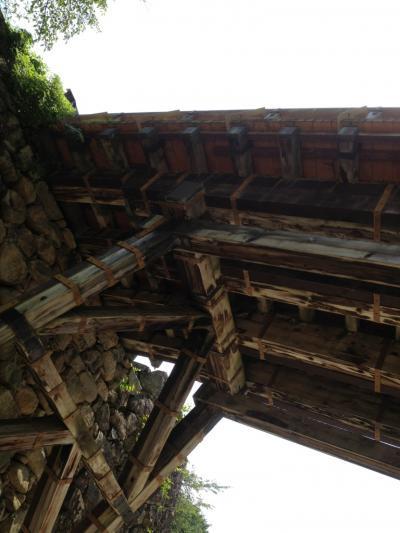2012 07 17 彦根城 木造の橋