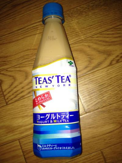2012 12 29 TEAS'TEA ヨーグルトティー
