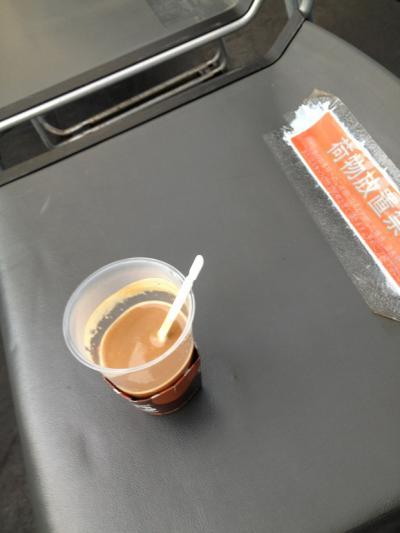 2013 03 01 TBS周辺 コーヒー