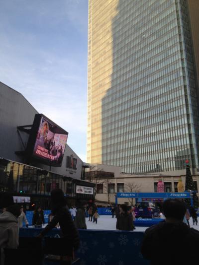 2013 03 01 TBS スケートリンク