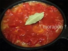 131110 肉巻き林檎のトマト煮-7