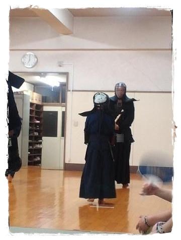 剣道稽古2
