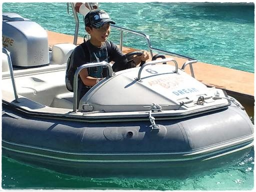 ボート体験