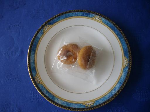 ソフトミニドーナッツ