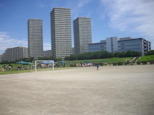 東京サッカー