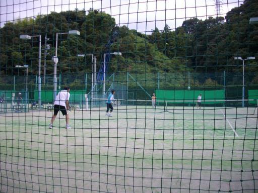 テニスコー