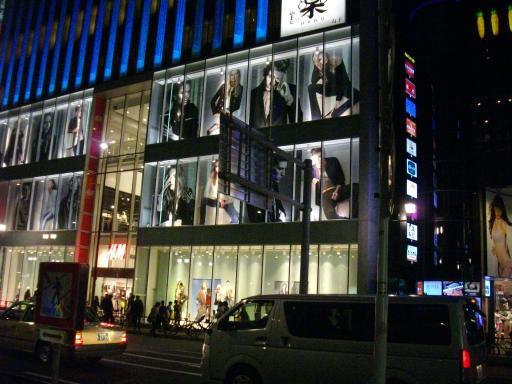 夜の東京1