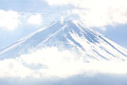 河口湖から見た富士山5s