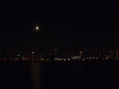 虚しい夜景