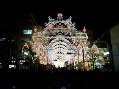 神戸ルミナリエ2012 メイン