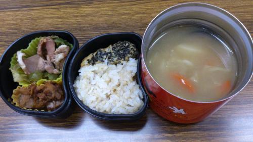 20130102今日のお弁当
