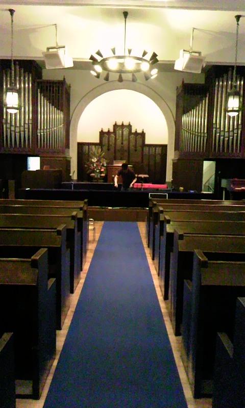 yumimati hongou church