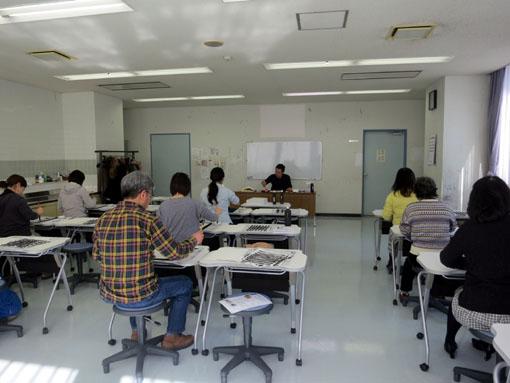 教室の練習風景1