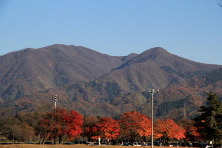 2012/04/24 村松公園(愛宕山・標高103m)五泉市