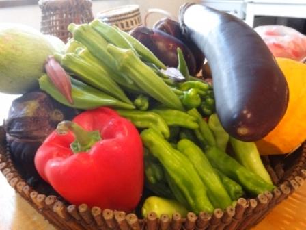 タリトルさんのお野菜
