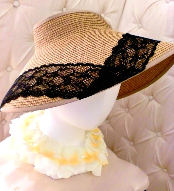 ラグジュアリーバカンス帽子1