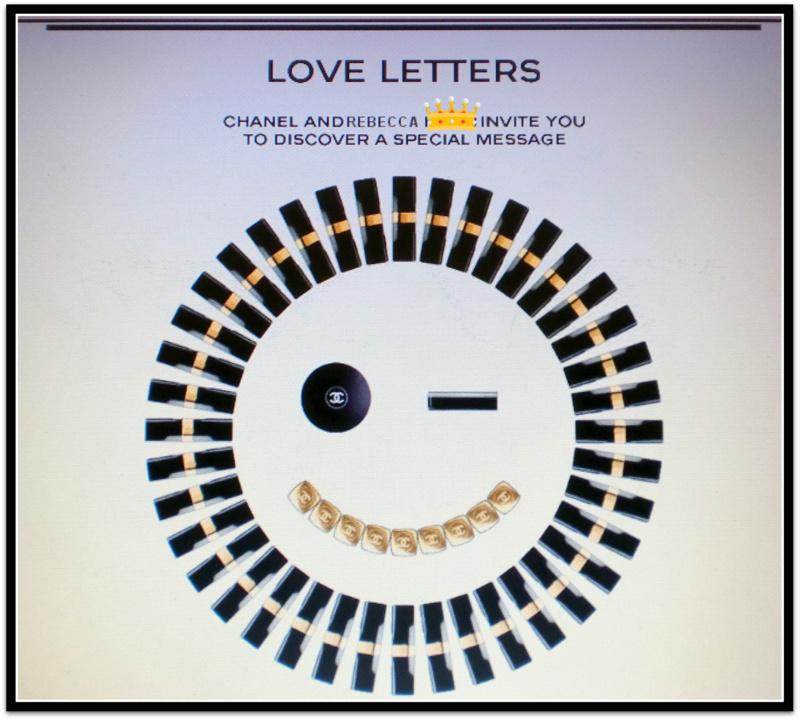 chanel letter 1