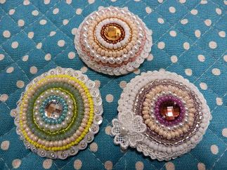 ビーズ刺繍1 001