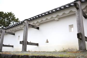 小田原城 壁