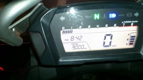 9000km