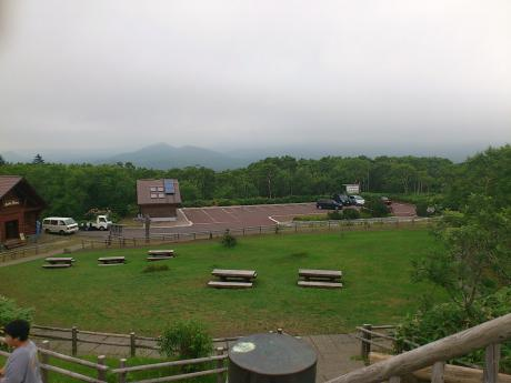裏摩周湖展望台2