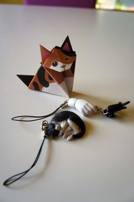 クリスマス 折り紙 : 猫 折り紙 : nekonekowebsite.blog101.fc2.com