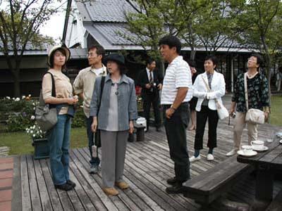 2003カーブドッチ落希一郎さん