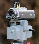 リモコンカメラ台