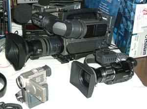 カメラセット1