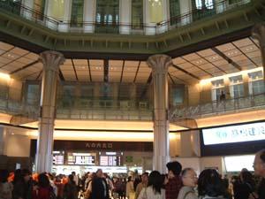 東京駅 ブログ