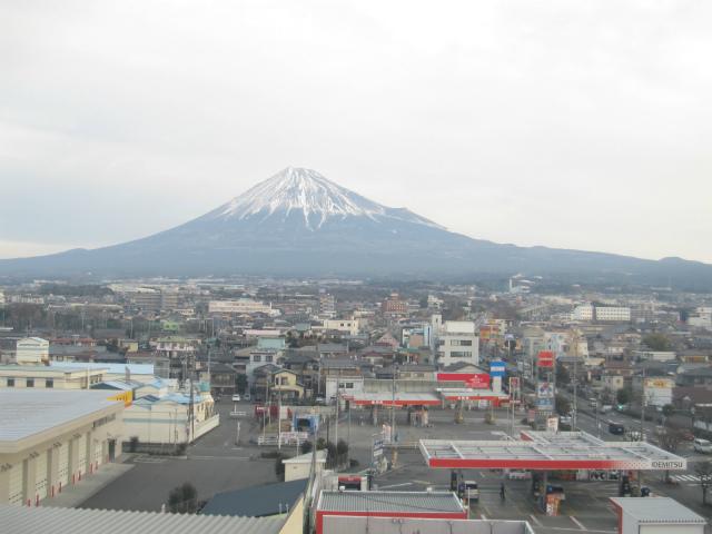 おはよー富士山