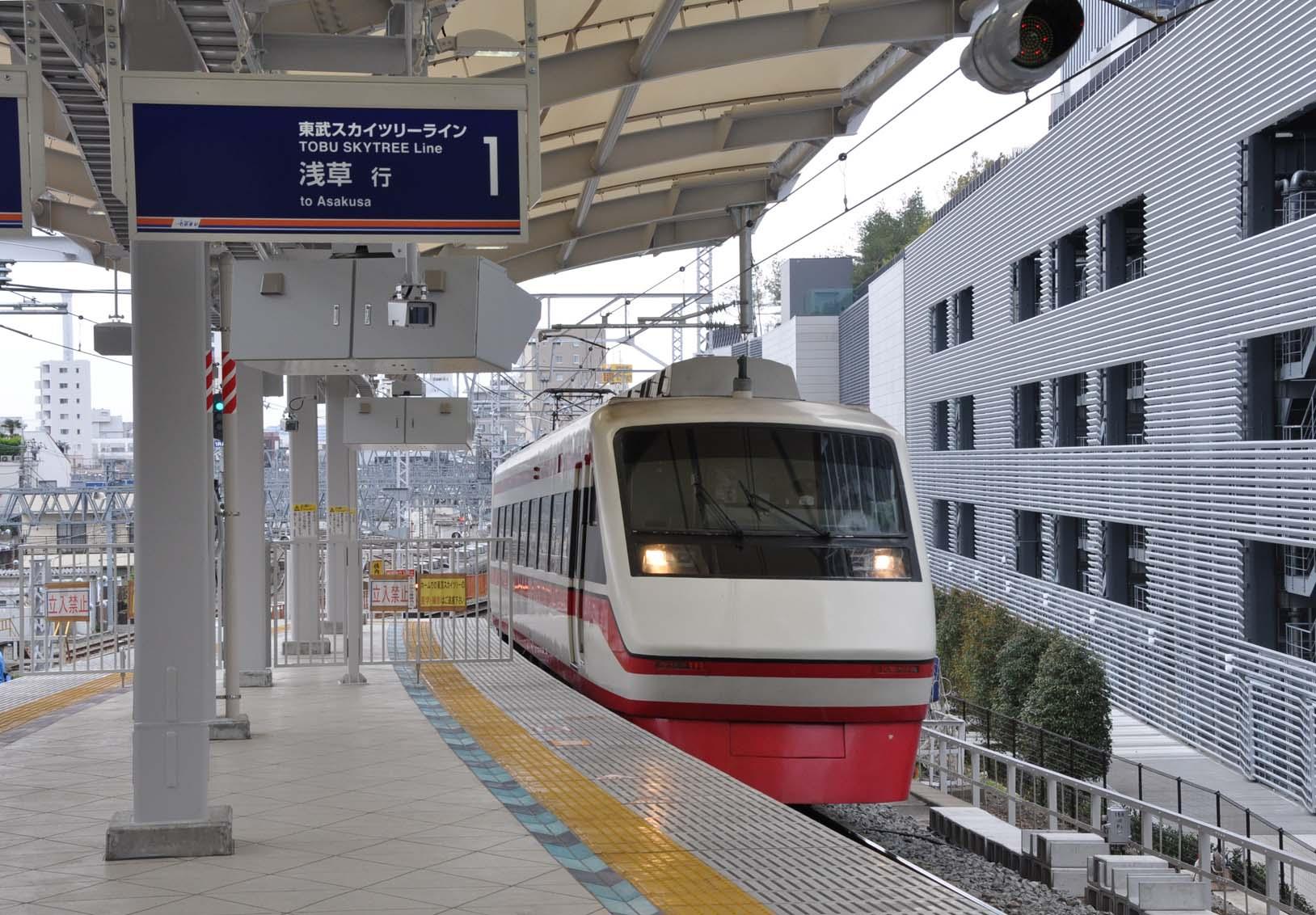 東京ST駅6