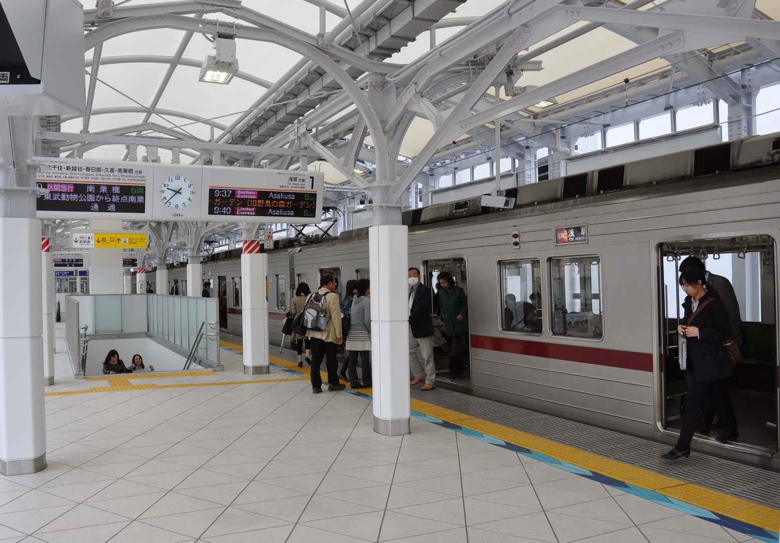 東京ST駅5