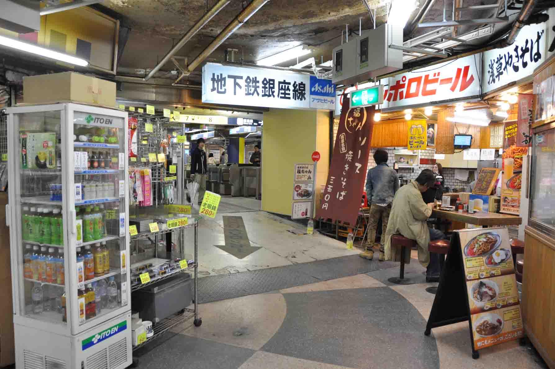 浅草地下商店街6