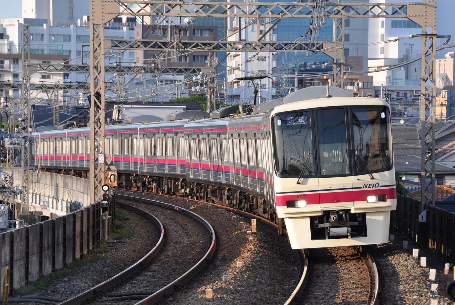 京王多摩川4