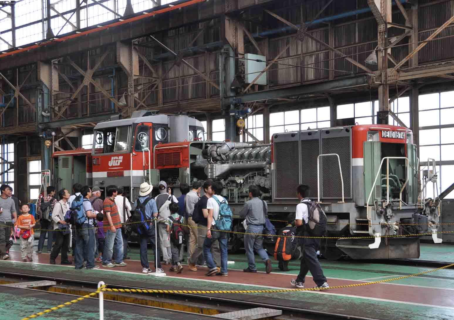 鉄道ふれあい7