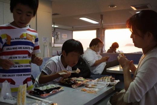 2013.07.25 夕焼けクルーズ 044