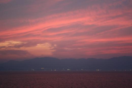 2013.07.25 夕焼けクルーズ 075