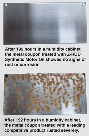 AMSOIL Z-RODは耐腐食性に優れ旧車のエンジンを守るエンジンオイルです