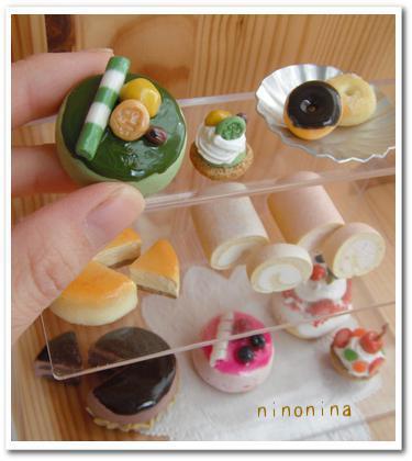 リカちゃんケーキ2