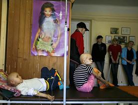 ウクライナ子供