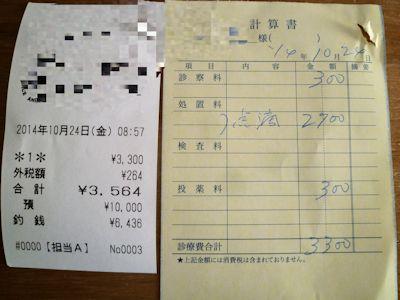 20141024診察料