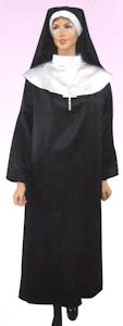 修道女のイメージ