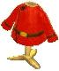 Krum's dress