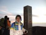 4:59日本最高峰富士山剣ヶ峰