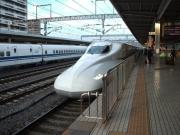 16時8分小田原駅発ひかり519号